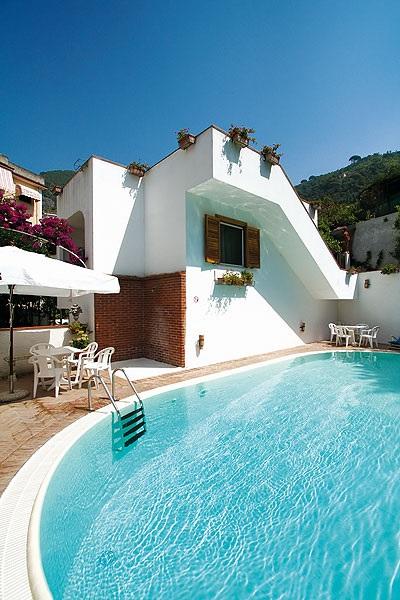 Hotel Villa Romana Amalfi Coast